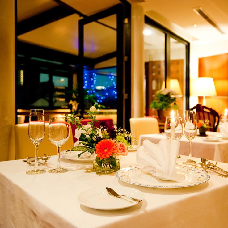 神戸北野フレンチレストラン Terrasse de Paris
