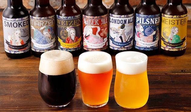 京都丹後クラフトビール7本ギフトセット