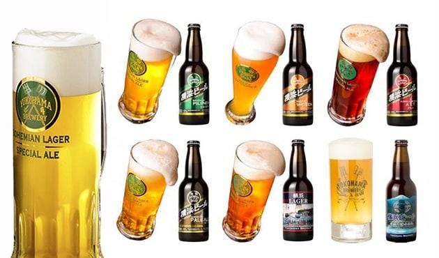 横浜ビール 6種 飲み比べセット
