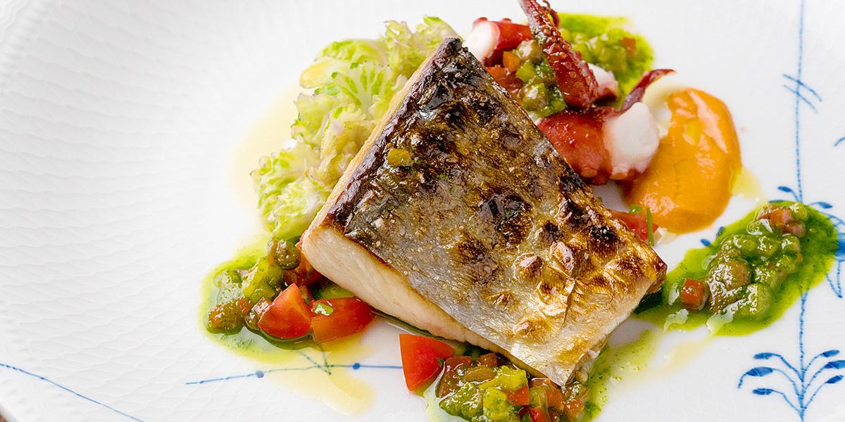 テレビでもおなじみのイケメンシェフは魚の目利きも天下一品。激戦区の「福島」で愛され続ける「魚イタリアン」
