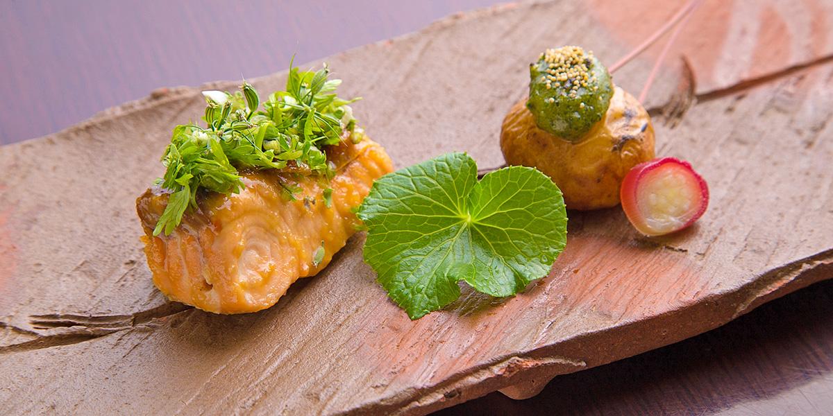 """""""未来の常識""""を生む、日本料理・進化の偉大な発火点。"""