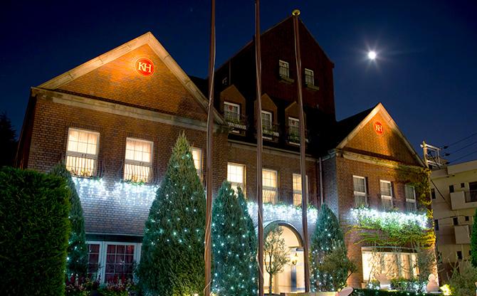 クリスマスだからこそ行きたい。