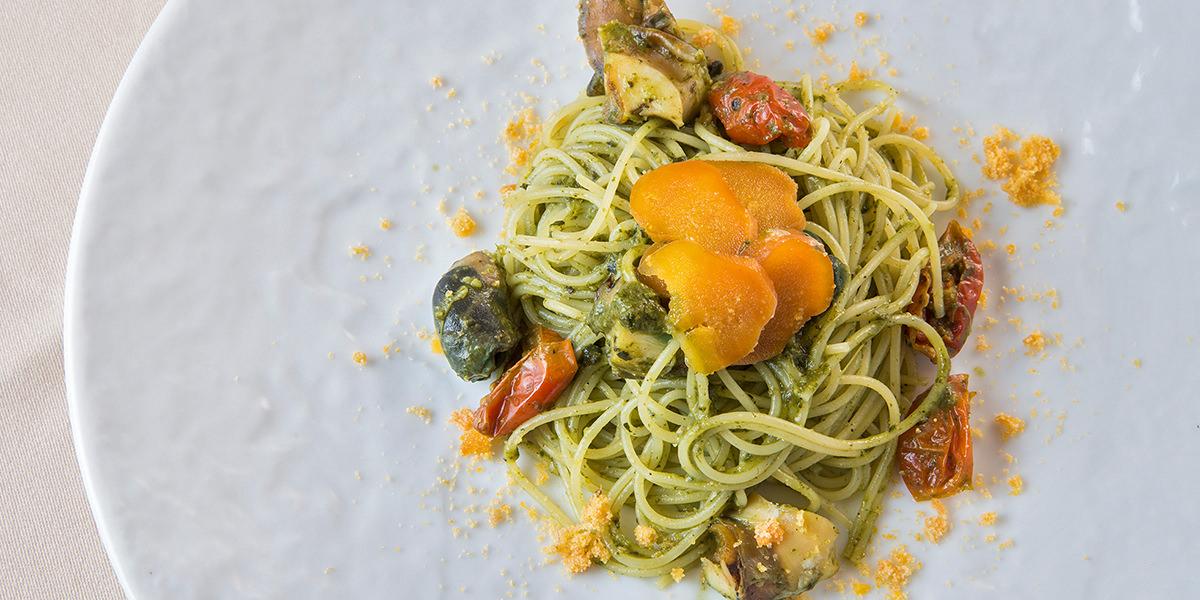 イタリアを具現するような非日常のイタリア料理を