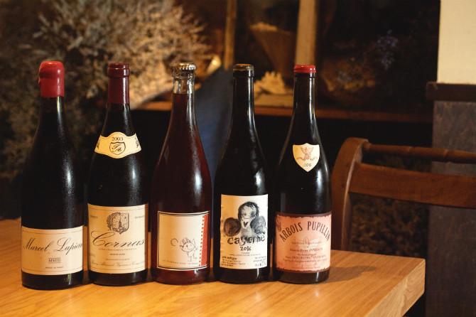 いま、世界的に支持を集める自然派ワインを楽しめるビストロ