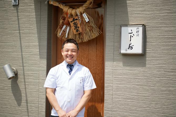 富山の日本料理界のホープが地元食材を昇華させる