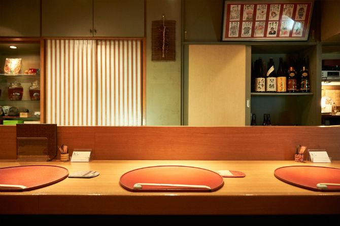 日本料理一筋40年以上の日本調理師会師範の腕を楽しむ「酒宴」