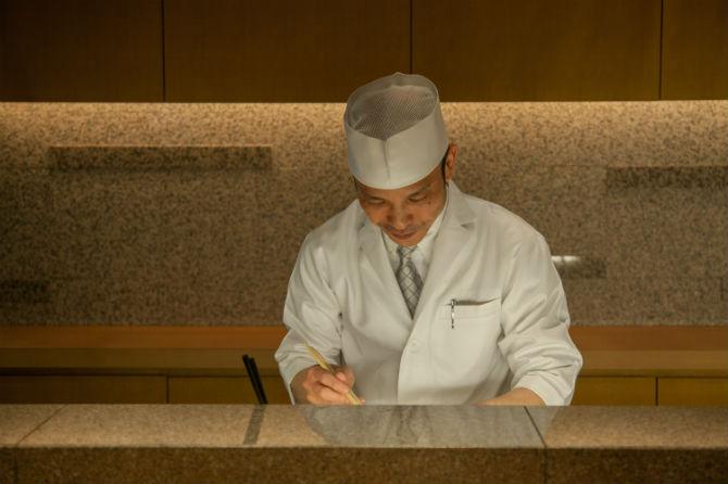 オープン16年目の福山を代表する日本料理店