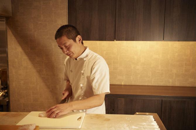 大阪の名料亭と名割烹で培われた技と感性をいただきに