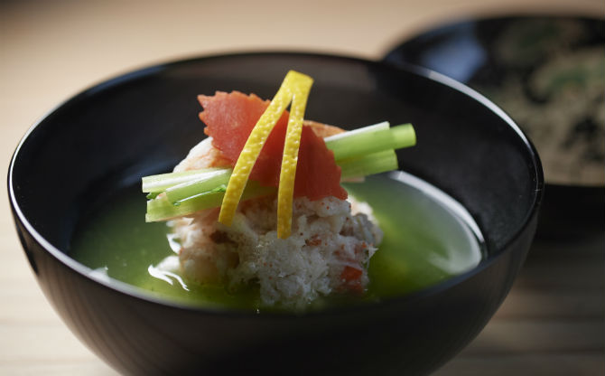 浪速割烹で日本料理の味わい深さを知る