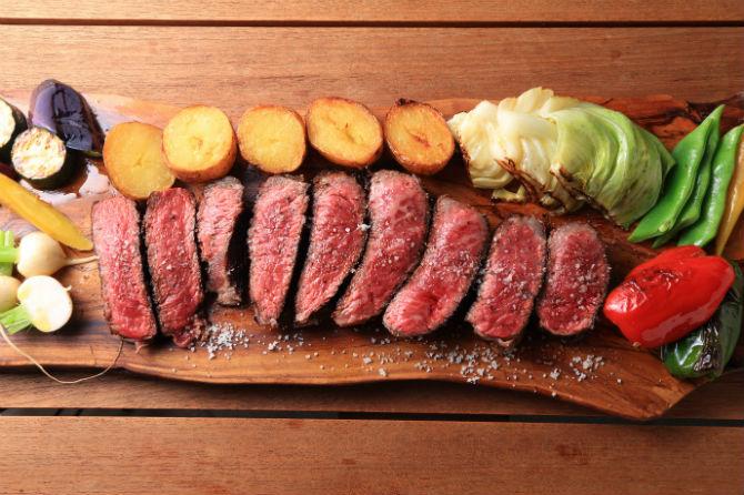 全国の料理人が欲しがる肉の匠によるビストロノミーレストラン