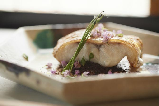 鳥取だからいただける素材を地産地消で日本料理に昇華させる