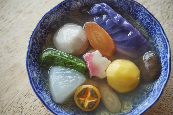 「まほろばの里」でいただく大和伝統野菜の滋味